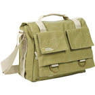 National Geographic NG2476 Earth Explorer Medium Messenger Shoulder Bag for DSLR and 15.4'' LAPTOP (replace NG2475)