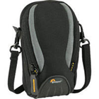 Lowepro Apex 30 AW All-Weather Camera Pouch - for Ultra-Compact Camera and Accessories (Black)