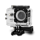 Sports Cam SJ4000 Full HD 1080P WiFi Waterproof 1.5 Inch SJ4000 Sports Camera 12MP White