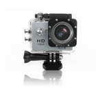 Sports Cam SJ6000/2.0 Waterproof Full HD 1080P 12MP Wifi Action Camera Upgraded SJ4000 GoPro (Silver) (With Remote)