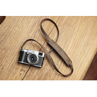 Mr Stone Genuine Leather Camera Strap (With Neck Pad) (Antique Brown)