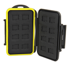 JJC MC-MSD16 Tough Case for SANDISK LEXAR SONY Memory Cards (16x mSD)