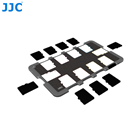 JJC MCH-MSD10GR Memory Card Holder for 10x SANDISK LEXAR SONY micro SD