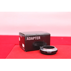 Used - Voigtlander Adapter VM II (M to Sony E)