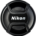 58mm Center Pinch Snap-on Front Lens Cap hood Cover (Nikon)