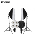Proocam TETRA Continuous Lighting Kit (include postage to Peninsular Malaysia)