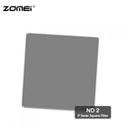 ZOMEI ND16 Neutral Density Gray Square Filter for P-series