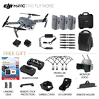 DJI Mavic Pro Fly More Combo Quadcopter PREMIUM ULTRA - TOTAL 3 BATTERY (New Refurbish by DJI)
