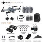 DJI Mavic Pro Fly More Combo Quadcopter PREMIUM - TOTAL 3 BATTERY(New Refurbish by DJI)
