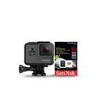 (SALES) GoPro Hero 5 Black + Free Sandisk Micro SD Extreme 32GB Package (GoPro Malaysia)