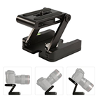 DSLR Camera Aluminium Folding Z Desktop Tripod Flex Pan & Tilt Ball Head