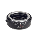 VILTROX NF-E mount Focal Reducer Speed Booster (Nikon to Sony Manual)