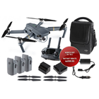 (11.11 Post Sales)  DJI Mavic Pro Fly More Combo Quadcopter