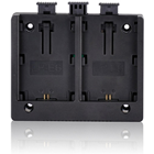 MustHD Canon LP-E6 Battery Plate for On-Camera Field Monitor