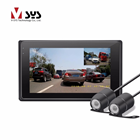 VSYS 3.0'' M2F WiFi Motorcycle DVR Dual 1080P Full HD Dash Camera with Waterproof Box . Free Sandisk 32GB Card