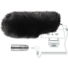 Sennheiser MZW400 Wind-muff and XLR Adapter Kit for the MKE400