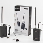 Saramonic SR-WM4C - Wireless 4-Channel VHF Lavalier Omnidirectional Microphone System