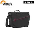 Lowepro Event Messenger 250 Shoulder Bag (Black/Mica)