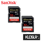 (1-1 Easy Exchange warranty) 2x SanDisk 32GB Extreme PRO SDHC UHS-I Memory Card (SanDisk Malaysia)  (SD Card)