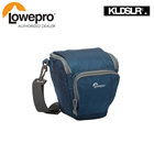 Lowepro Toploader Zoom 45 AW II (Black/Galaxy Blue)