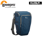 Lowepro Toploader Zoom 55 AW II (Black/Blue)