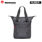 Manfrotto Lifestyle Manhattan Changer-20 3-Way Camera Bag (Gray)
