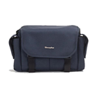 Herringbone Elephant Medium Camera Bag (Navy)