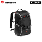 (9.9)  Manfrotto Advanced camera and laptop backpack Travel for DSLR MB MA-BP-TRV