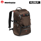 (MIDYEAR)   Manfrotto Advanced camera and laptop backpack Travel Brown for DSLR MB MA-TRV-BW