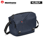 Manfrotto NX Messenger Camera Bag for DSLR/CSC (Blue V2) (MB NX-M-IBU-2)