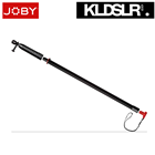 Joby Action Grip & Pole (Black/Red)