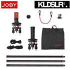 Joby Action Jib Kit & Pole Pack (Black/Red)