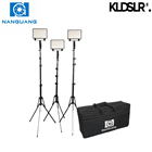 Nanguang CN-5400 PRO LED Kit With Light Stand 3 x LED Light 23cm x 20cm