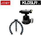 (CNY2019)Joby Gorillapod SLR-Zoom Flexible Mini Tripod with Ballhead (Black/Grey)