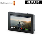 "Blackmagic Design Video Assist 4K 7"" HDMI/6G-SDI Recording Monitor (Blackmagic Malaysia)"