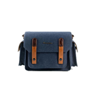 Herringbone Papas Pocket V3 Medium Camera Bag (Navy)