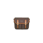 Herringbone Maniere Large Camera Bag (Brown)