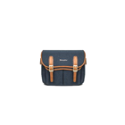 Herringbone Maniere Large Camera Bag (Navy)
