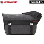 Artisan & Artist Messenger Bag RDB-MG100 (Grey)