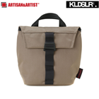 Red Label by Artisan & Artist RDP-NY310 Pouch (Beige)