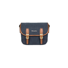 Herringbone Maniere Small Camera Bag (Navy)