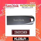 SanDisk Cruzer Force 32GB USB Flash Drive (SDCZ71-032G-B35) (SanDisk Malaysia)