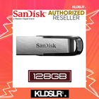 SanDisk Ultra Flair 128GB 150 MB/s USB 3.0 Flash Drive CZ73 (CZ73) Pendrive (SanDisk Malaysia)