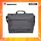 (9.9)  Manfrotto Lifestyle Manhattan Speedy-10 Camera Messenger Bag (Gray) MB MN-M-SD-10