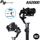 Feiyu AK2000 Gimbal Stabilizer (Discontinued - Please Upgrade to Ronin SC)