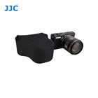JJC OC-C2BK Neoprene Mirrorless Camera Pouch for Canon EOS M100 / EOS M10