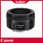 Canon EF 50mm f1.8 STM Lens (New 3 Months Warranty)