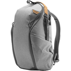 Peak Design Everyday Backpack Zip (15L, Ash) (BEDBZ-15-AS-2)