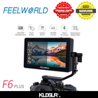 "Feelworld F6 Plus 5.5"" 4K LUT Touchsreen On-Camera Monitor"