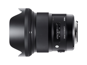 New Sigma 24mm F1.4 DG HSM | Art lens